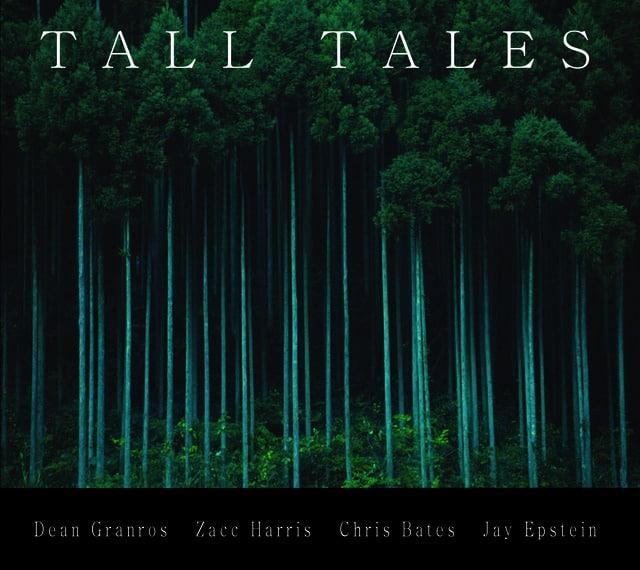 Dean_Granros_TALL_TALES_Cover_Art