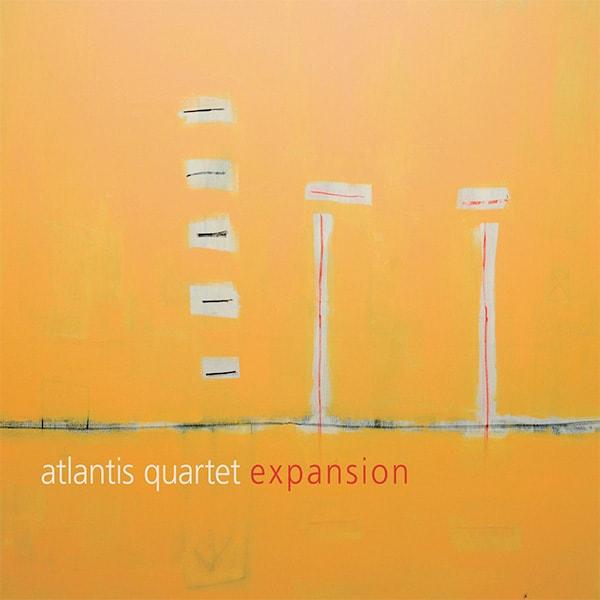 Atlantis Quartet - Expansion CD cover