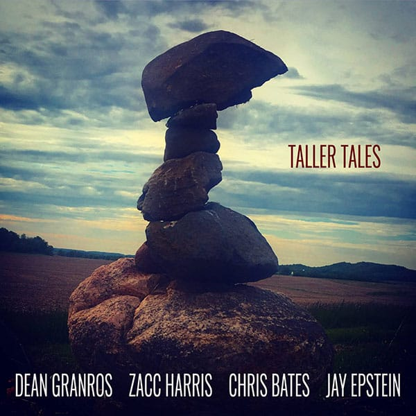 Taller Tales CD cover